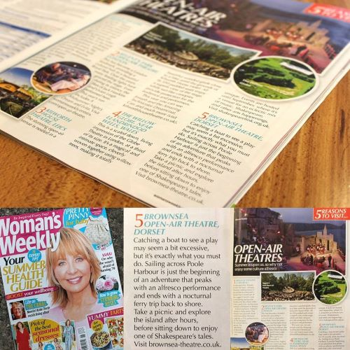 Get Involved- Publicity. Articles on BOAT appear in magazines.